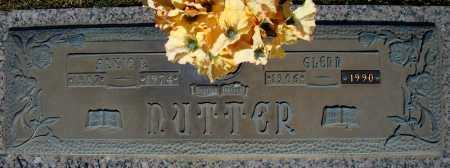 NUTTER, GLENN - Faulkner County, Arkansas | GLENN NUTTER - Arkansas Gravestone Photos