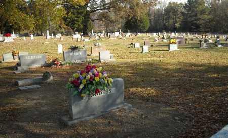 *OAK BOWERY OVERVIEW,  - Faulkner County, Arkansas    *OAK BOWERY OVERVIEW - Arkansas Gravestone Photos