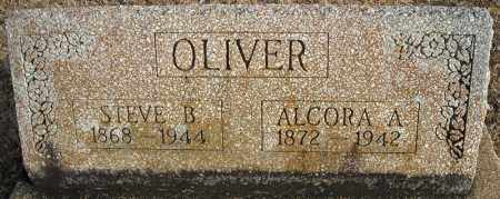 OLIVER, STEVE B. - Faulkner County, Arkansas | STEVE B. OLIVER - Arkansas Gravestone Photos