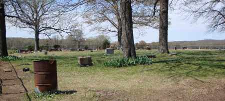 *CARTER CEMETERY OVERVIEW 1,  - Faulkner County, Arkansas    *CARTER CEMETERY OVERVIEW 1 - Arkansas Gravestone Photos
