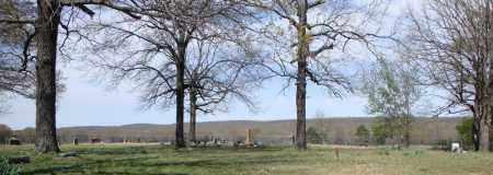 *CARTER CEMETERY OVERVIEW 2,  - Faulkner County, Arkansas |  *CARTER CEMETERY OVERVIEW 2 - Arkansas Gravestone Photos