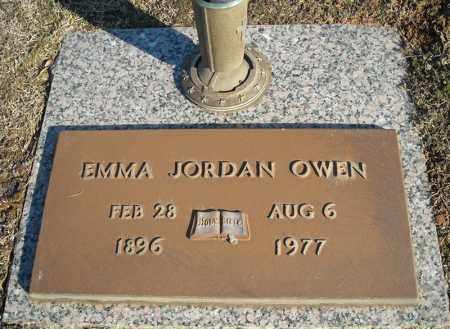 OWEN, EMMA - Faulkner County, Arkansas | EMMA OWEN - Arkansas Gravestone Photos