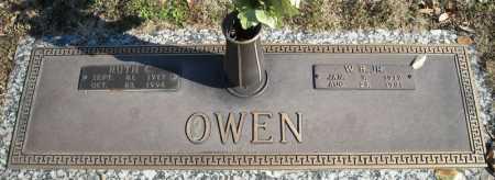 OWEN, JR., W.B. - Faulkner County, Arkansas | W.B. OWEN, JR. - Arkansas Gravestone Photos