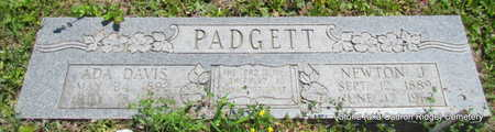 PADGETT, ADA - Faulkner County, Arkansas | ADA PADGETT - Arkansas Gravestone Photos