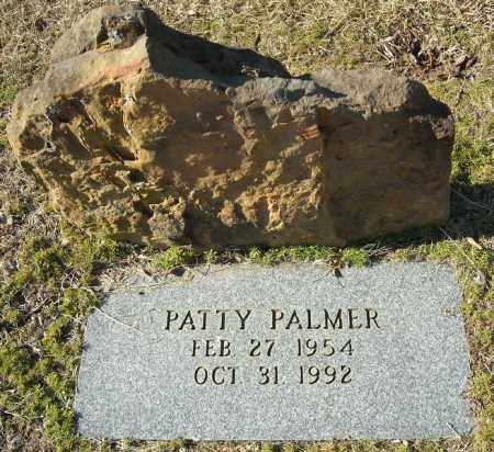 PALMER, PATTY - Faulkner County, Arkansas   PATTY PALMER - Arkansas Gravestone Photos