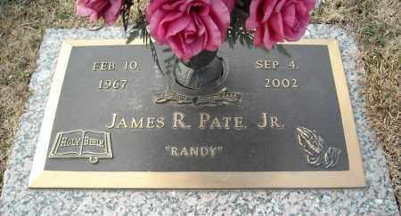 PATE, JR., JAMES R. - Faulkner County, Arkansas | JAMES R. PATE, JR. - Arkansas Gravestone Photos