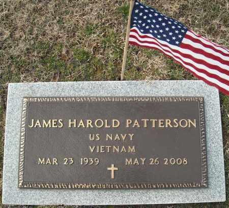 PATTERSON (VETERAN VIET), JAMES HAROLD - Faulkner County, Arkansas | JAMES HAROLD PATTERSON (VETERAN VIET) - Arkansas Gravestone Photos