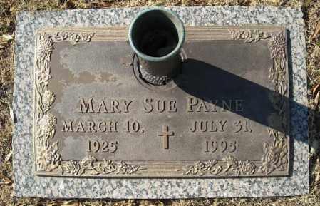 PAYNE, MATY SUE - Faulkner County, Arkansas | MATY SUE PAYNE - Arkansas Gravestone Photos
