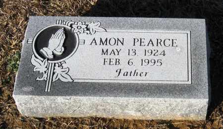 PEARCE, AMON - Faulkner County, Arkansas | AMON PEARCE - Arkansas Gravestone Photos