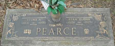 PEARCE (VETERAN), EZRA ELISHA - Faulkner County, Arkansas | EZRA ELISHA PEARCE (VETERAN) - Arkansas Gravestone Photos