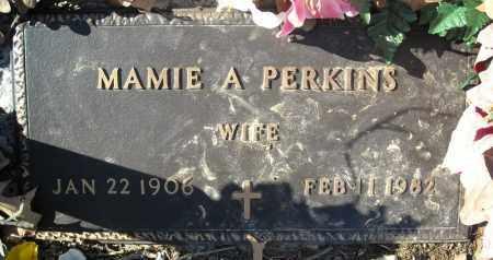 PERKINS, MAMIE A. - Faulkner County, Arkansas | MAMIE A. PERKINS - Arkansas Gravestone Photos