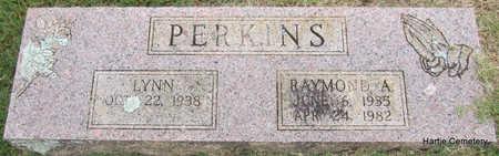 PERKINS, RAYMOND A. - Faulkner County, Arkansas   RAYMOND A. PERKINS - Arkansas Gravestone Photos