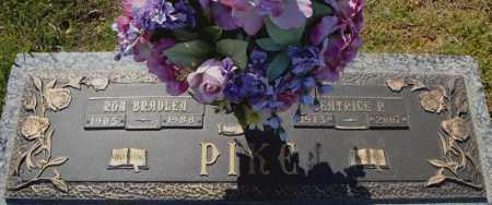 PIKE, ROY BRADLEY - Faulkner County, Arkansas | ROY BRADLEY PIKE - Arkansas Gravestone Photos