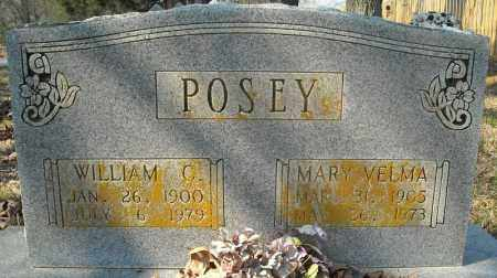 POSEY, MARY VELMA - Faulkner County, Arkansas | MARY VELMA POSEY - Arkansas Gravestone Photos