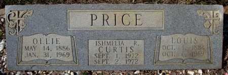 CURTIS, ISHMELIA R. - Faulkner County, Arkansas | ISHMELIA R. CURTIS - Arkansas Gravestone Photos
