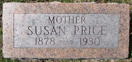 PRICE, SUSAN - Faulkner County, Arkansas | SUSAN PRICE - Arkansas Gravestone Photos