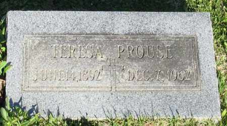 PROUSE, TERESA - Faulkner County, Arkansas | TERESA PROUSE - Arkansas Gravestone Photos