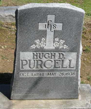 PURCELL, HUGH D. - Faulkner County, Arkansas | HUGH D. PURCELL - Arkansas Gravestone Photos