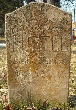 PURTLE, SARAH ANN - Faulkner County, Arkansas | SARAH ANN PURTLE - Arkansas Gravestone Photos