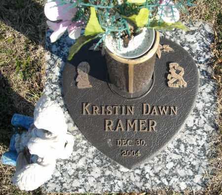 RAMER, KRISTIN DAWN - Faulkner County, Arkansas   KRISTIN DAWN RAMER - Arkansas Gravestone Photos