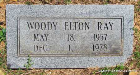 RAY, WOODY - Faulkner County, Arkansas | WOODY RAY - Arkansas Gravestone Photos
