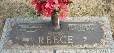 REECE, SYLVAN GEORGE - Faulkner County, Arkansas | SYLVAN GEORGE REECE - Arkansas Gravestone Photos
