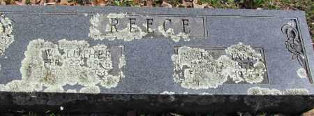 REECE, MARY JANE - Faulkner County, Arkansas | MARY JANE REECE - Arkansas Gravestone Photos