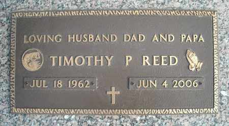 REED, TIMOTHY P. - Faulkner County, Arkansas | TIMOTHY P. REED - Arkansas Gravestone Photos