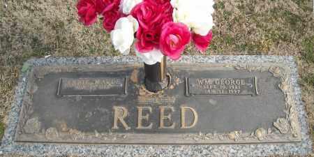 REED, WILLIAM GEORGE - Faulkner County, Arkansas   WILLIAM GEORGE REED - Arkansas Gravestone Photos