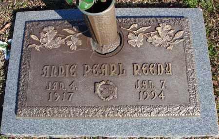 REEDY, ANNIE PEARL - Faulkner County, Arkansas   ANNIE PEARL REEDY - Arkansas Gravestone Photos