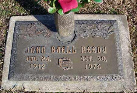 REEDY, JOHN BUELL - Faulkner County, Arkansas | JOHN BUELL REEDY - Arkansas Gravestone Photos