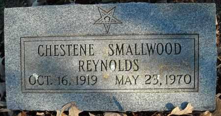 SMALLWOOD REYNOLDS, CHESTENE - Faulkner County, Arkansas | CHESTENE SMALLWOOD REYNOLDS - Arkansas Gravestone Photos