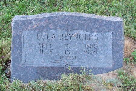 REYNOLDS, EULA - Faulkner County, Arkansas   EULA REYNOLDS - Arkansas Gravestone Photos