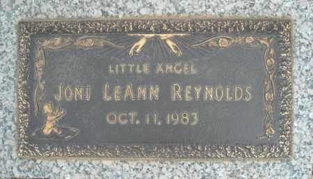 REYNOLDS, JONI LEANN - Faulkner County, Arkansas | JONI LEANN REYNOLDS - Arkansas Gravestone Photos