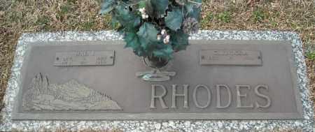 RHODES, HAL J. - Faulkner County, Arkansas   HAL J. RHODES - Arkansas Gravestone Photos