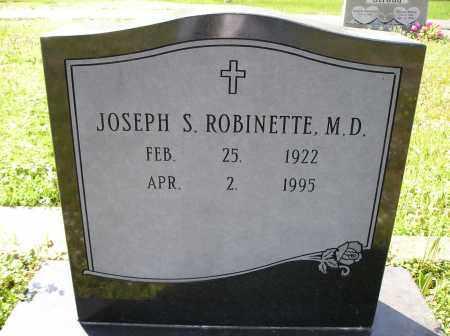 ROBINETTE, DR., JOSEPH S. - Faulkner County, Arkansas | JOSEPH S. ROBINETTE, DR. - Arkansas Gravestone Photos