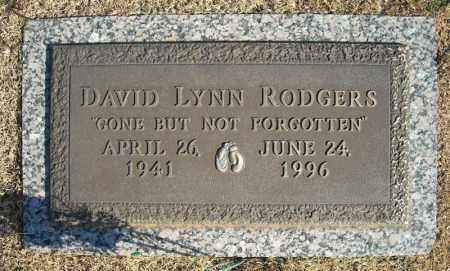 RODGERS, DAVID LYNN - Faulkner County, Arkansas | DAVID LYNN RODGERS - Arkansas Gravestone Photos