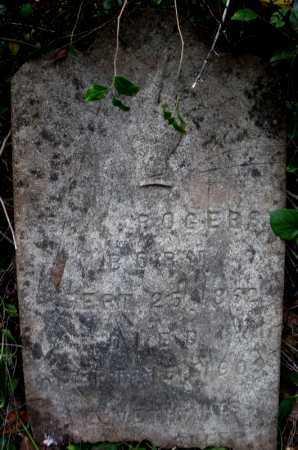ROGERS, EDWIN - Faulkner County, Arkansas   EDWIN ROGERS - Arkansas Gravestone Photos