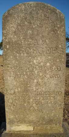 ROGERS, WILLIAM - Faulkner County, Arkansas   WILLIAM ROGERS - Arkansas Gravestone Photos