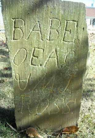 ROSS, BABE - Faulkner County, Arkansas | BABE ROSS - Arkansas Gravestone Photos