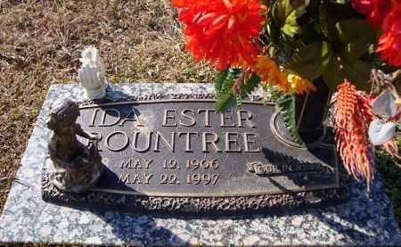 ROUNTREE, IDA ESTER - Faulkner County, Arkansas | IDA ESTER ROUNTREE - Arkansas Gravestone Photos