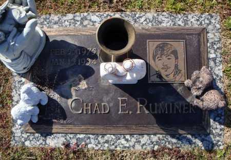 RUMINER, CHAD E. - Faulkner County, Arkansas | CHAD E. RUMINER - Arkansas Gravestone Photos