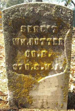 RUTTER (VETERAN UNION), WILLIAM - Faulkner County, Arkansas | WILLIAM RUTTER (VETERAN UNION) - Arkansas Gravestone Photos
