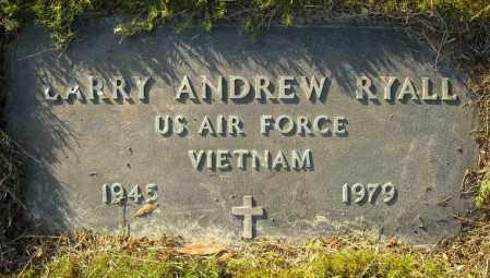 RYALL  (VETERAN VIET), LARRY ANDREW - Faulkner County, Arkansas | LARRY ANDREW RYALL  (VETERAN VIET) - Arkansas Gravestone Photos