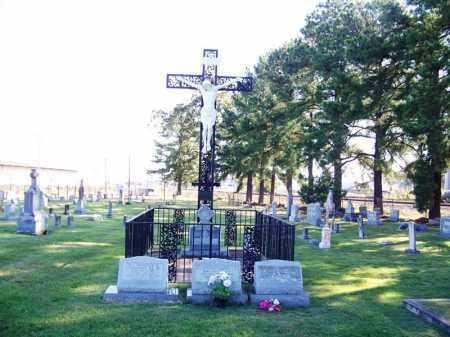 *SAINT JOSEPH OVERVIEW,  - Faulkner County, Arkansas |  *SAINT JOSEPH OVERVIEW - Arkansas Gravestone Photos