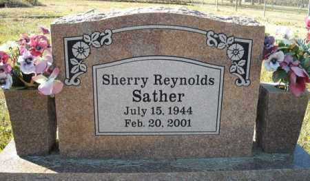 REYNOLDS SATHER, SHERRY - Faulkner County, Arkansas | SHERRY REYNOLDS SATHER - Arkansas Gravestone Photos