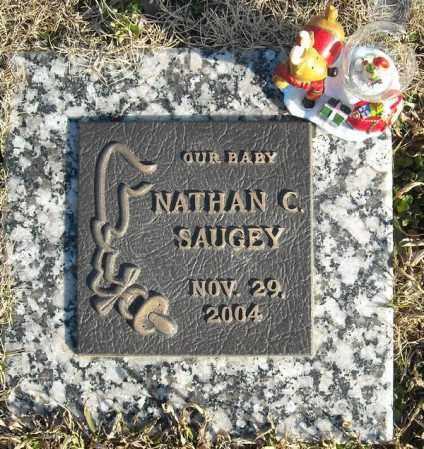 SAUGEY, NATHAN C. - Faulkner County, Arkansas   NATHAN C. SAUGEY - Arkansas Gravestone Photos
