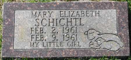SCHICHTL, MARY ELIZABETH - Faulkner County, Arkansas   MARY ELIZABETH SCHICHTL - Arkansas Gravestone Photos