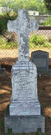 SCHNEIDER, AUGUST - Faulkner County, Arkansas | AUGUST SCHNEIDER - Arkansas Gravestone Photos