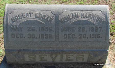 SEVIER, BEULAH - Faulkner County, Arkansas | BEULAH SEVIER - Arkansas Gravestone Photos